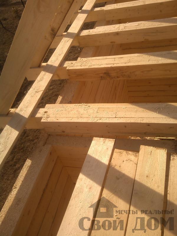 Строительство дома  6 9 в Серпухове. Фото 2