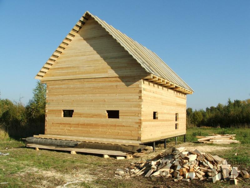 Дом из профилированного бруса 6*9 м. Красное, Суздальский р-н. Фото 5