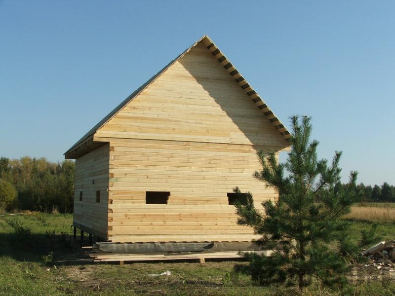 Дом из профилированного бруса 6*9 м. Красное, Суздальский р-н. Фото 7