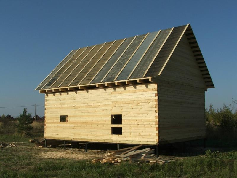 Дом из профилированного бруса 6*9 м. Красное, Суздальский р-н. Фото 8