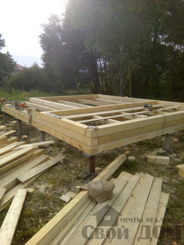 Построили баню в Костроме. Фото 3