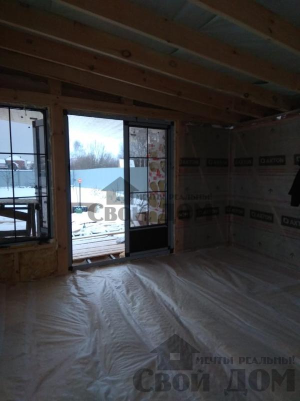 Строительство беседки 6 на 12 в Раменском. Фото 16
