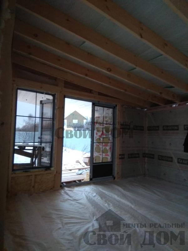 Строительство беседки 6 на 12 в Раменском. Фото 19
