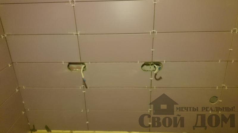 Отделка дома 12 на 14 собранного по технологии брус стоя в Боровске. Фото 58
