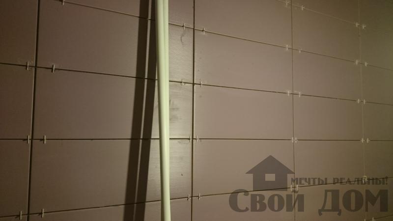 Отделка дома 12 на 14 собранного по технологии брус стоя в Боровске. Фото 59