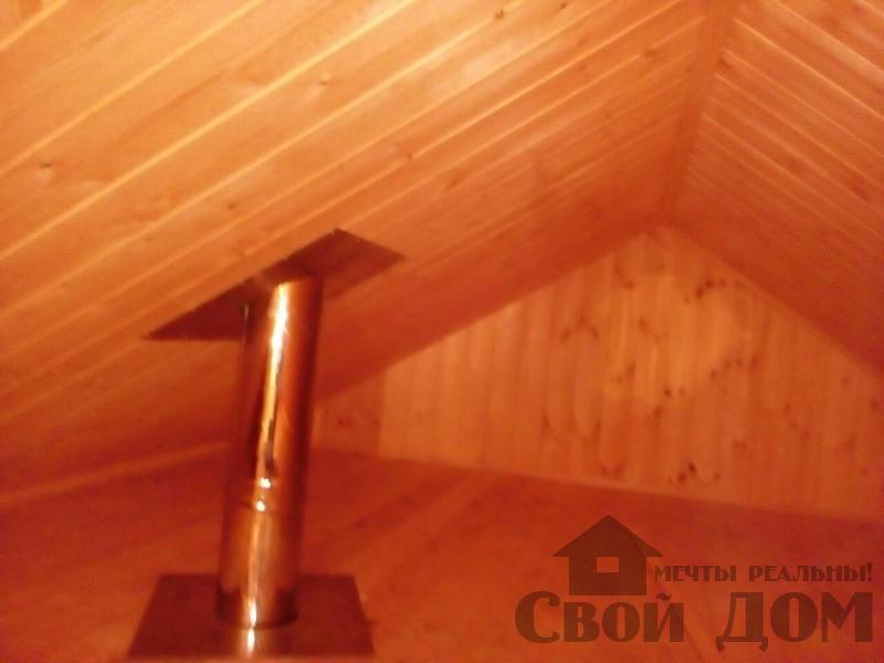 Баня в п. Воровского. Фото 15