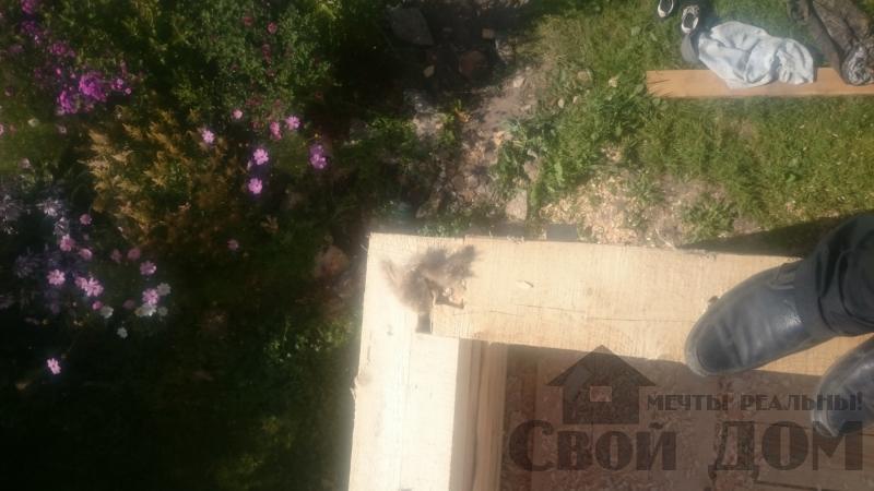 Строительство загородного дома в Серпуховском районе. Фото 9