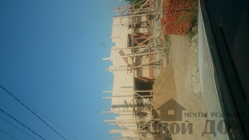 строительство крыши на доме 12 на 14 из кирпича. Фото 6