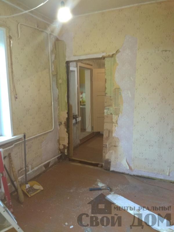 реконструкция жилого дома в Ильинском. Фото 2