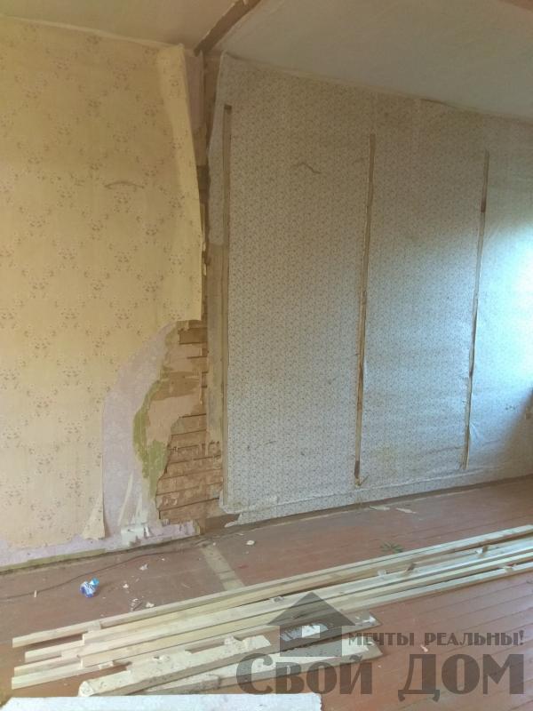 реконструкция жилого дома в Ильинском. Фото 5