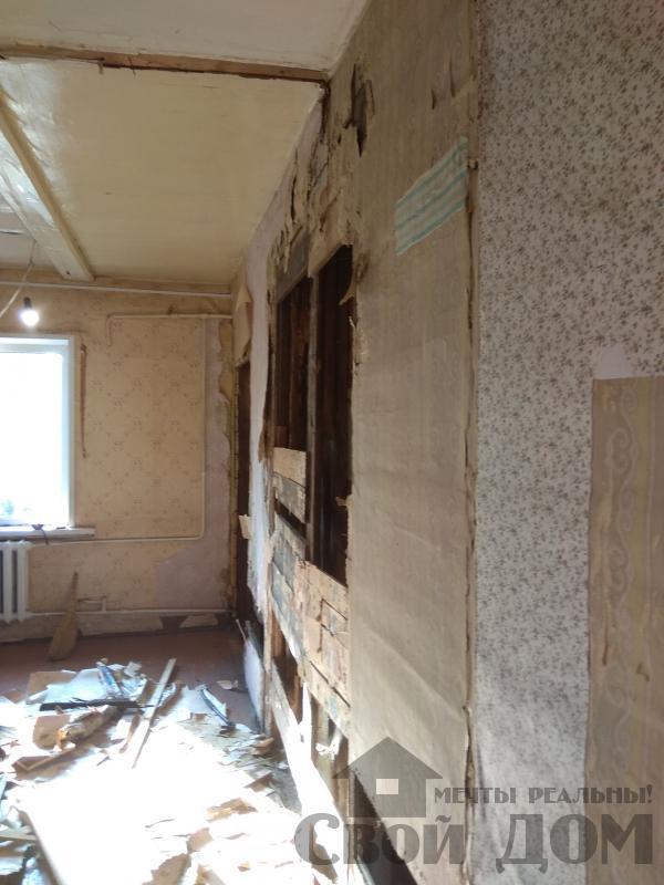 реконструкция жилого дома в Ильинском. Фото 7