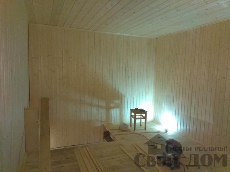 реконструкция жилого дома в Ильинском. Фото 13