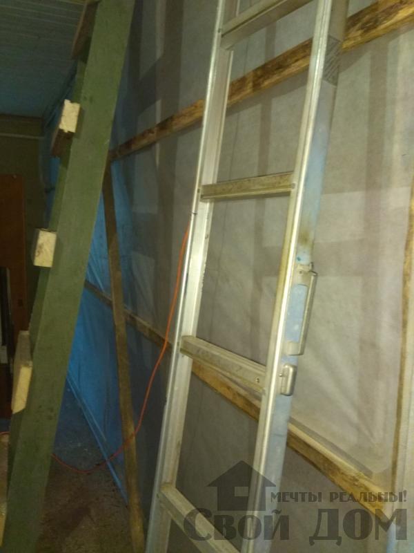 реконструкция жилого дома в Ильинском. Фото 14