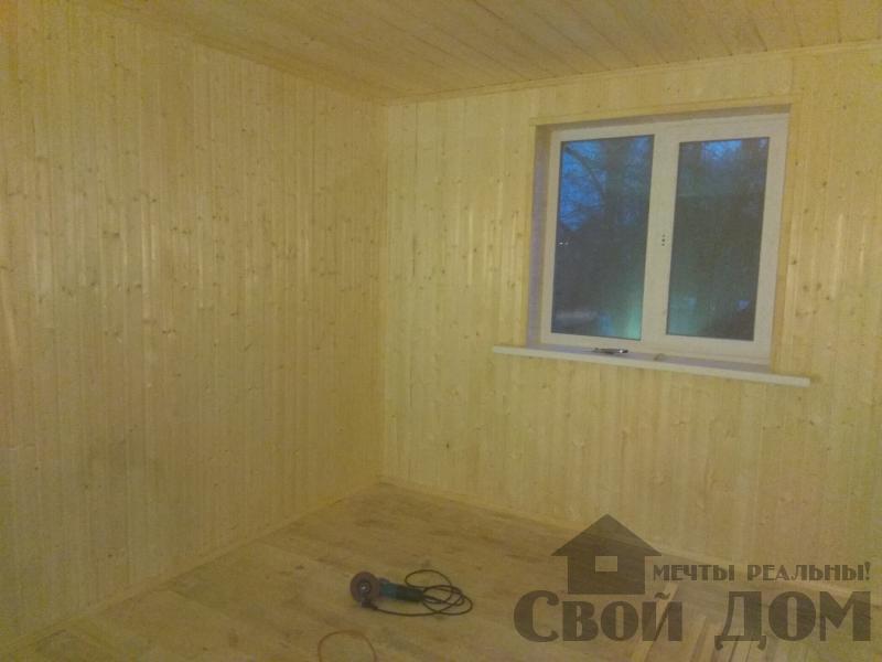 реконструкция жилого дома в Ильинском. Фото 15
