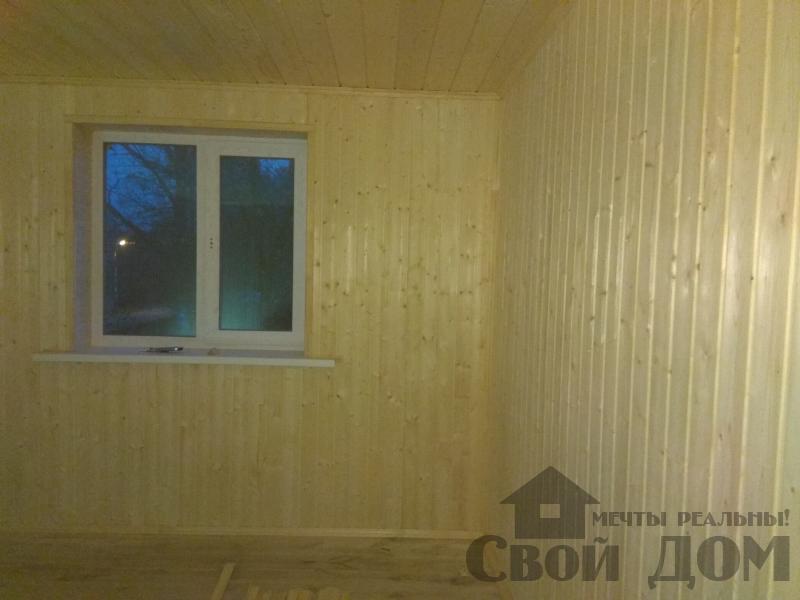 реконструкция жилого дома в Ильинском. Фото 16