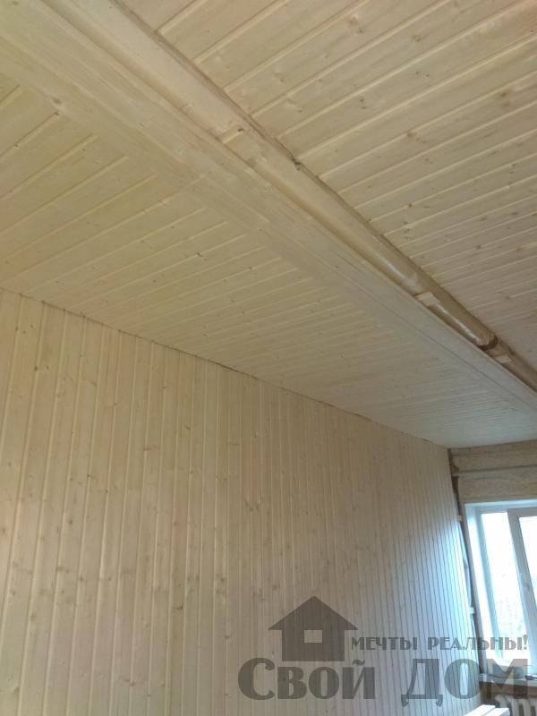 реконструкция жилого дома в Ильинском. Фото 20