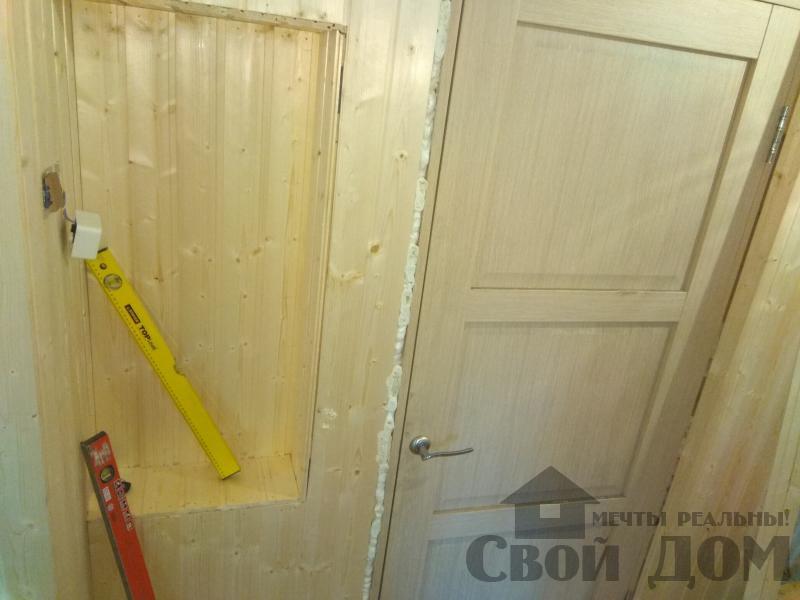 реконструкция жилого дома в Ильинском. Фото 25