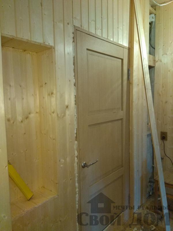 реконструкция жилого дома в Ильинском. Фото 29