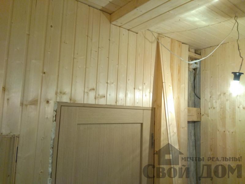 реконструкция жилого дома в Ильинском. Фото 30