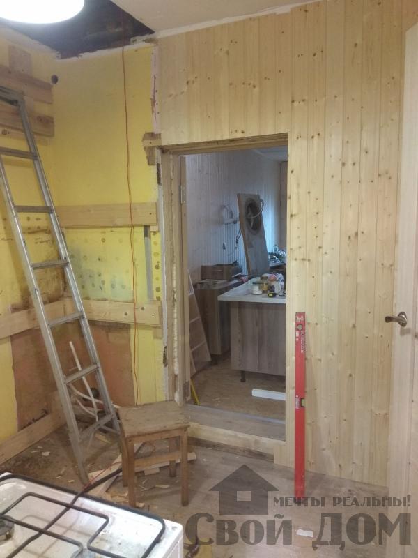 реконструкция жилого дома в Ильинском. Фото 31