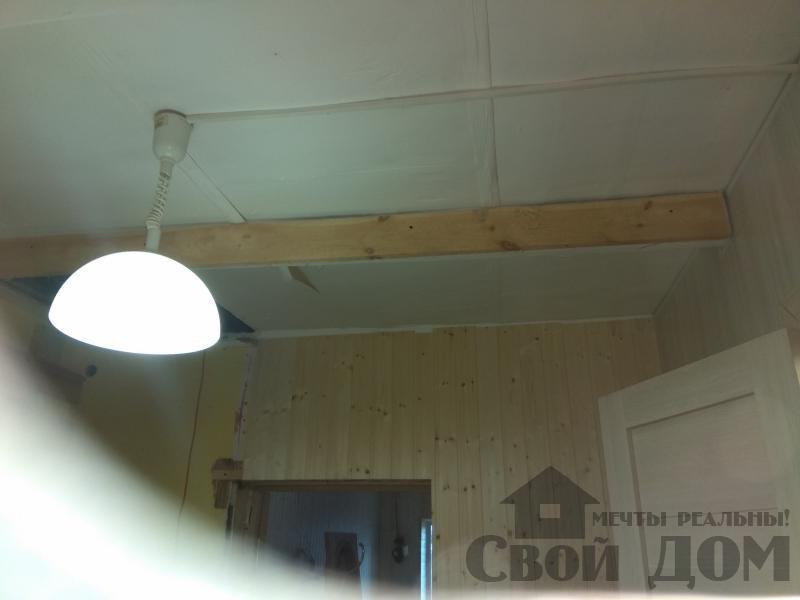 реконструкция жилого дома в Ильинском. Фото 32