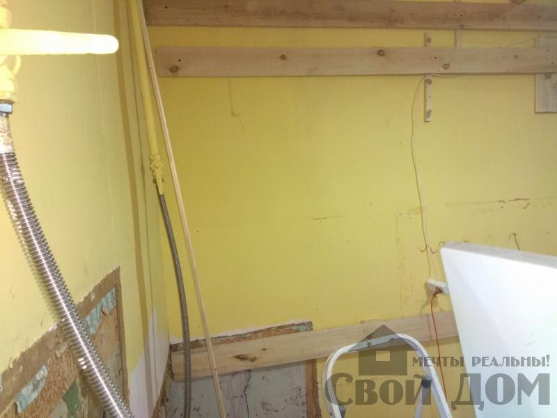 реконструкция жилого дома в Ильинском. Фото 33