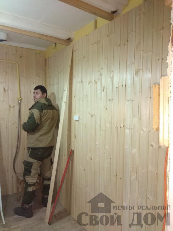 реконструкция жилого дома в Ильинском. Фото 34