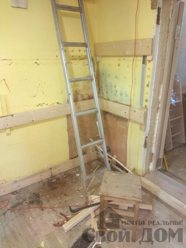 реконструкция жилого дома в Ильинском. Фото 35