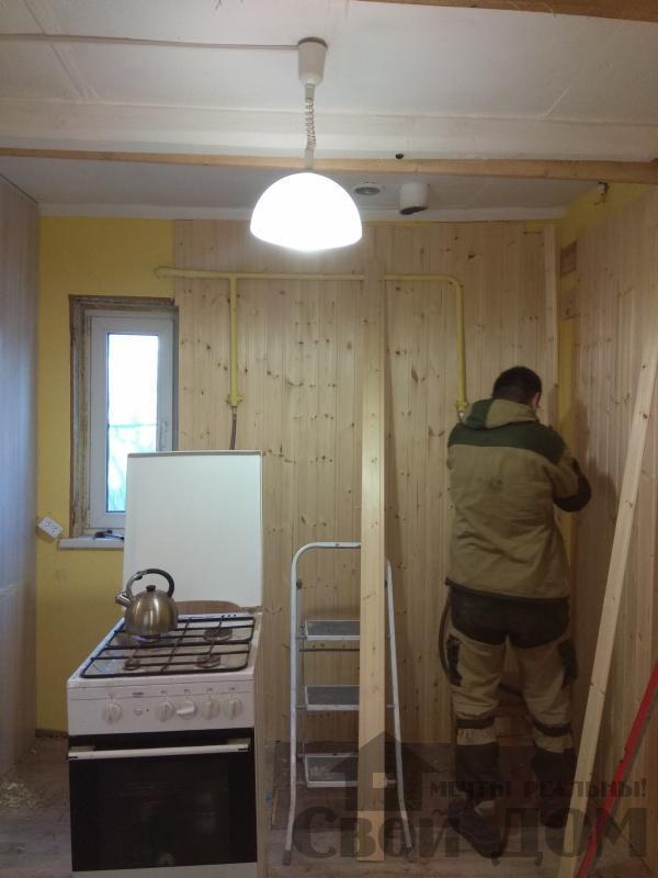 реконструкция жилого дома в Ильинском. Фото 37