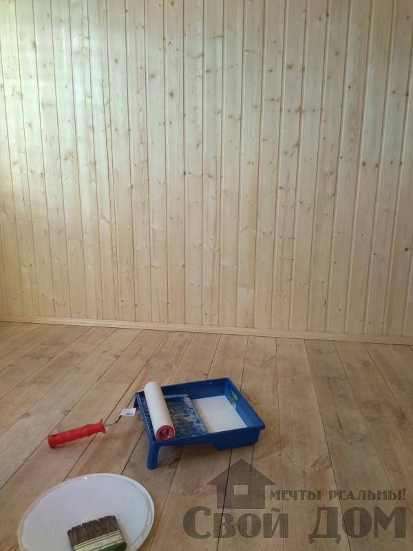 реконструкция жилого дома в Ильинском. Фото 40