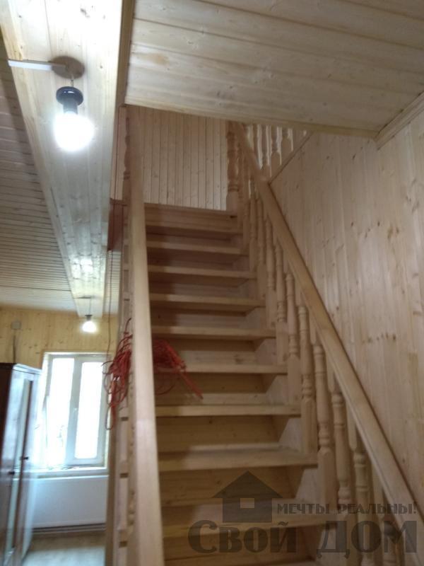 реконструкция жилого дома в Ильинском. Фото 45