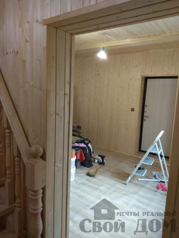 реконструкция жилого дома в Ильинском. Фото 47