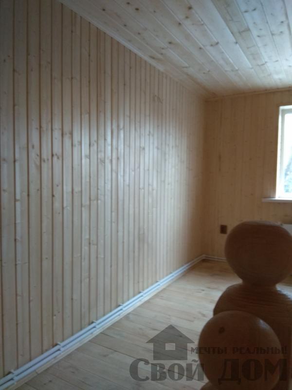 реконструкция жилого дома в Ильинском. Фото 52