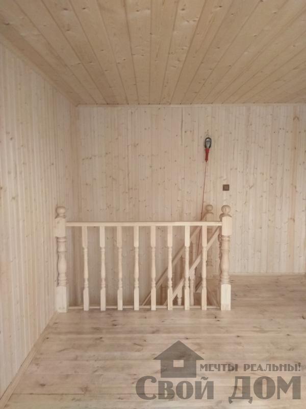 реконструкция жилого дома в Ильинском. Фото 54