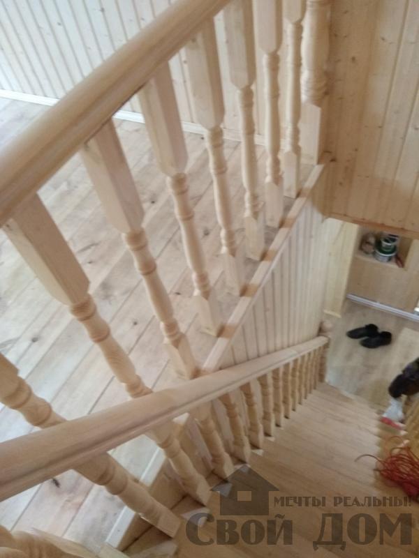 реконструкция жилого дома в Ильинском. Фото 56