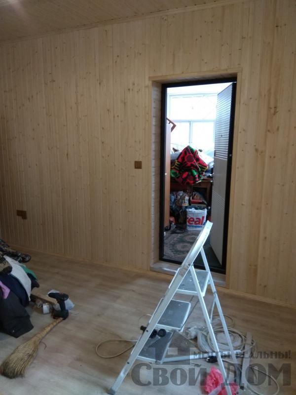 реконструкция жилого дома в Ильинском. Фото 58