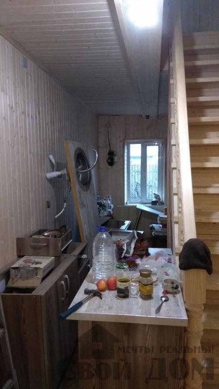 реконструкция жилого дома в Ильинском. Фото 74