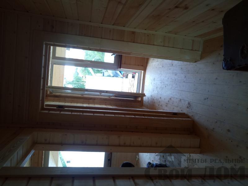 реконструкция дом-баня 8 на 8 в Загорново Раменский район. Фото 12