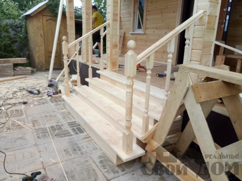 реконструкция дом-баня 8 на 8 в Загорново Раменский район. Фото 18