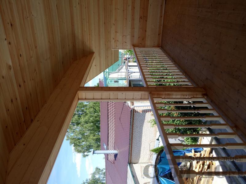 реконструкция дом-баня 8 на 8 в Загорново Раменский район. Фото 24