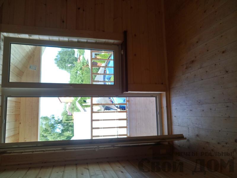 реконструкция дом-баня 8 на 8 в Загорново Раменский район. Фото 25