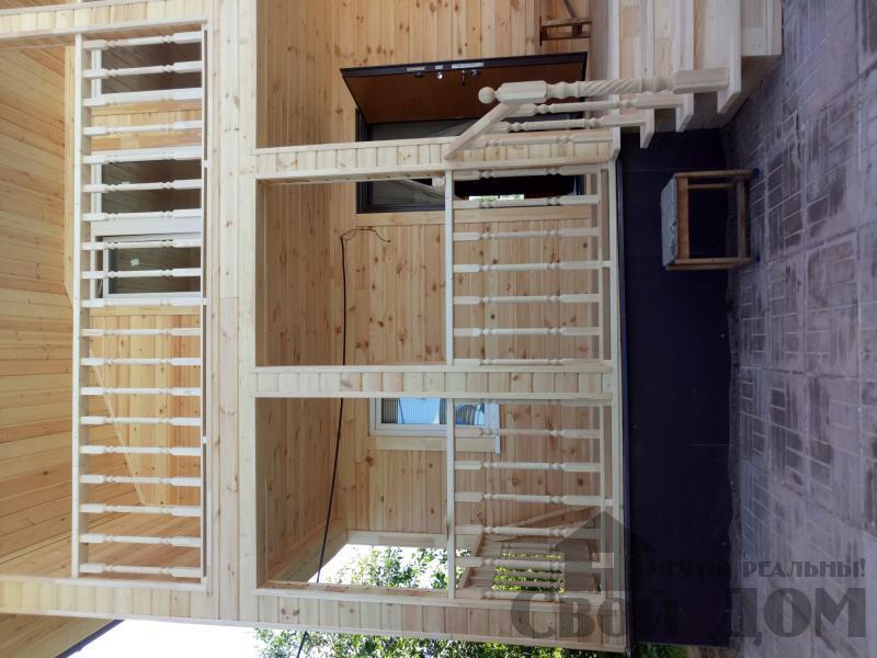реконструкция дом-баня 8 на 8 в Загорново Раменский район. Фото 36