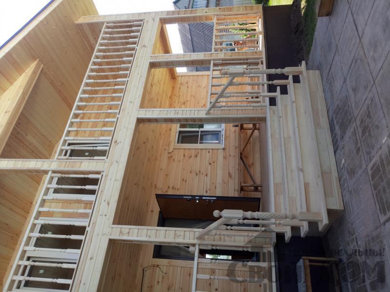 реконструкция дом-баня 8 на 8 в Загорново Раменский район. Фото 39