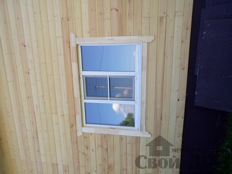 реконструкция дом-баня 8 на 8 в Загорново Раменский район. Фото 45