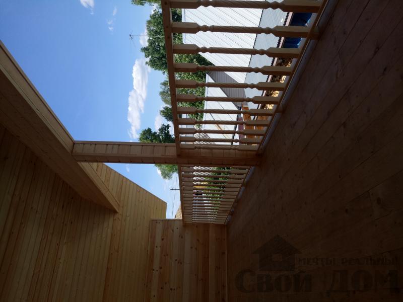 реконструкция дом-баня 8 на 8 в Загорново Раменский район. Фото 46