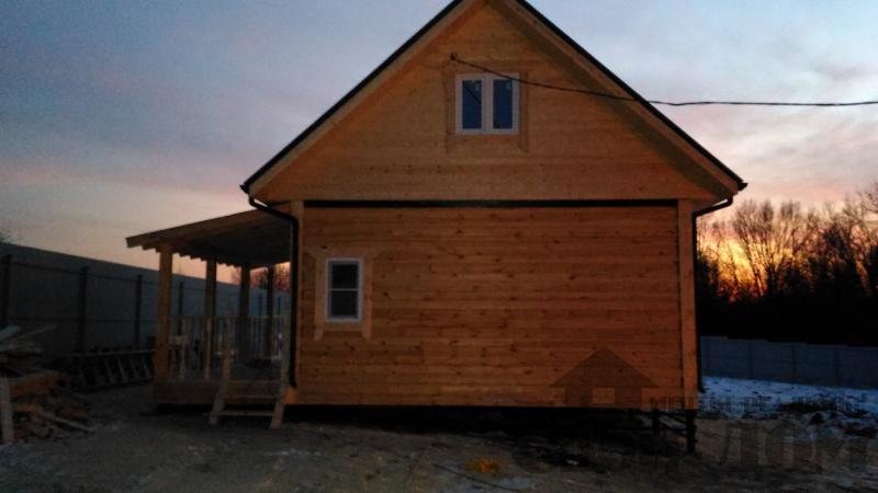 Строительство дома 6 на 6 с террасами в Луховицах. Фото 57