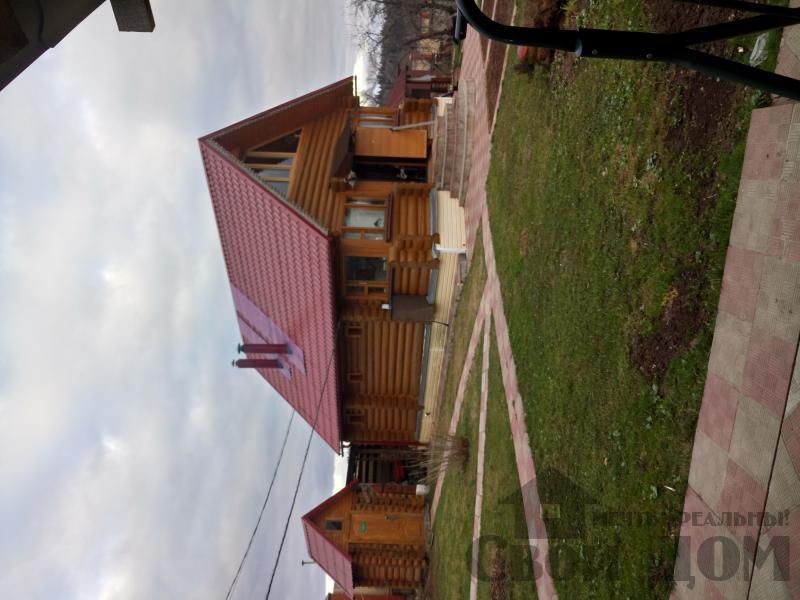 Герметизация швов сруба в Нарофоминске. Теплый шов. Фото 6