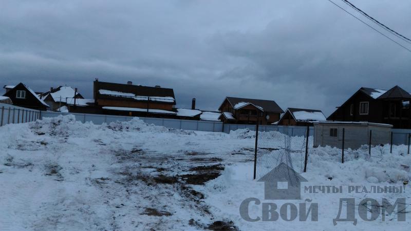 Дом 8 на 11 по проекту Брус 11 из  бруса 150 150 мм в Железнодорожном. Фото 2