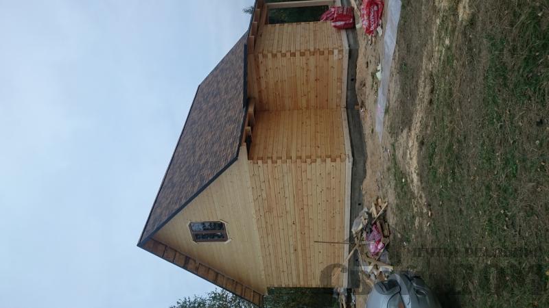 Строительство дома 8 на 9 в Ногинском районе. Фото 10