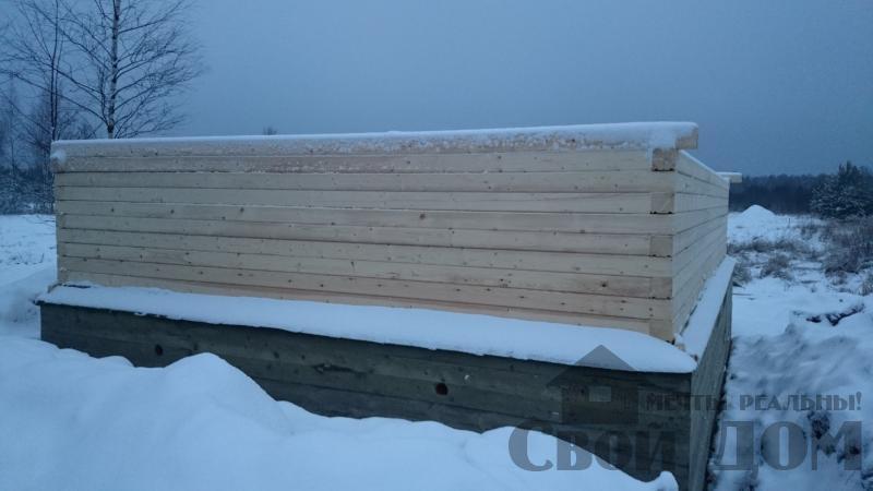 Подготовка ленточно-армированых фундаментов под дома. Фото 2